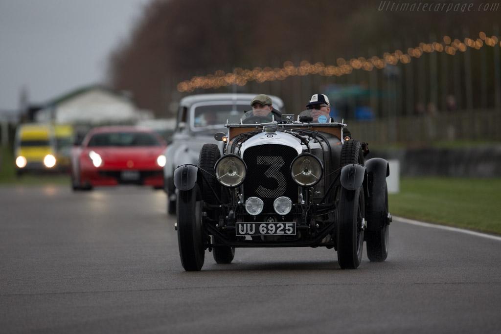 Bentley 4½-Litre Tourer - Chassis: HB3420   - 2017 Goodwood Members' Meeting