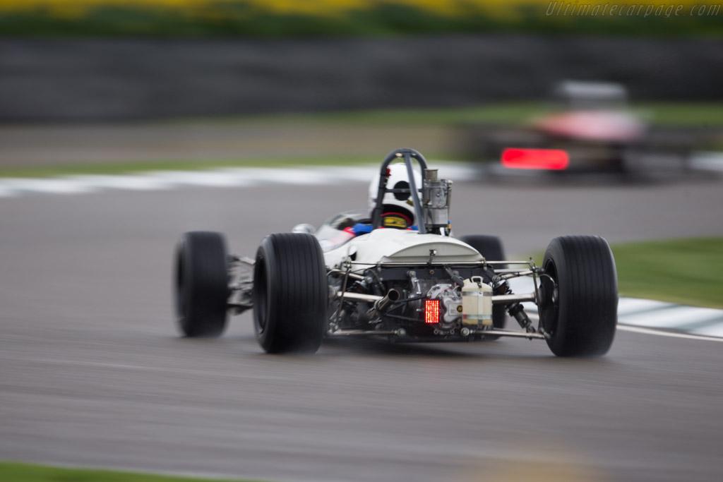 Brabham BT18 - Chassis: F2-1-66 - Entrant: Michael Hibberd - Driver: Andrew Hibberd  - 2017 Goodwood Members' Meeting