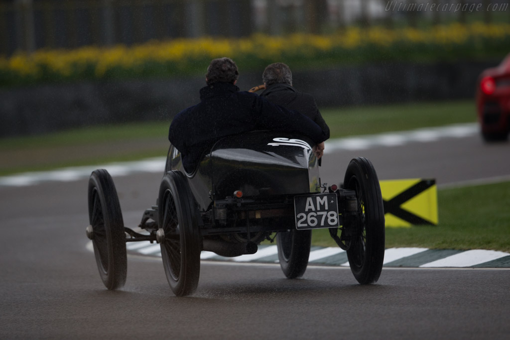 Bugatti Type 18 - Chassis: 471   - 2017 Goodwood Members' Meeting