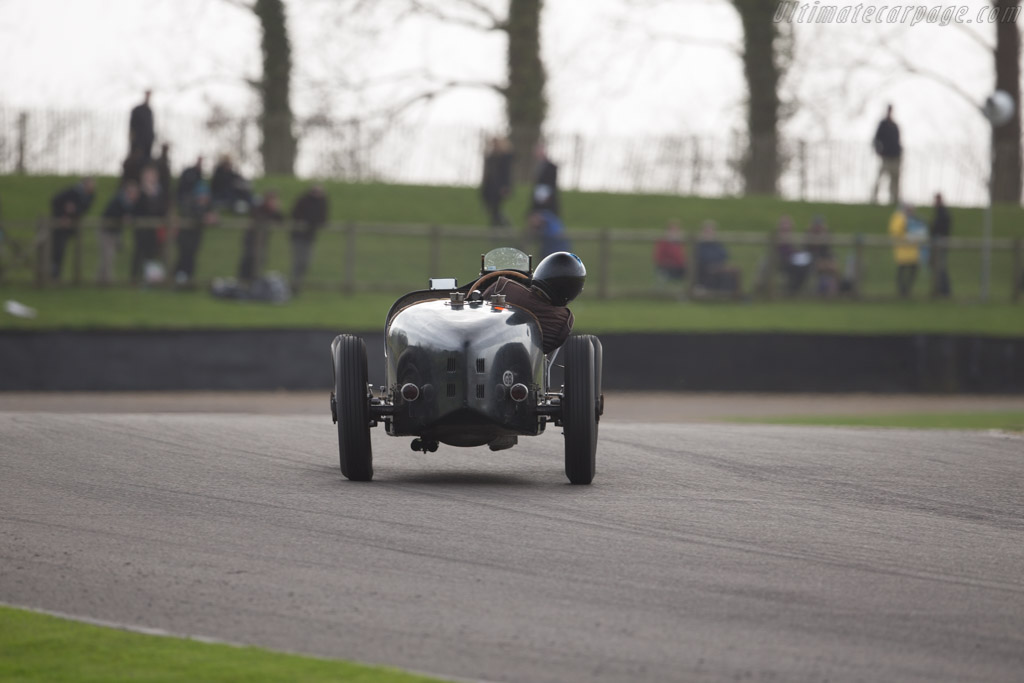 Bugatti Type 51  - Driver: Stephen Shoosmith  - 2017 Goodwood Members' Meeting