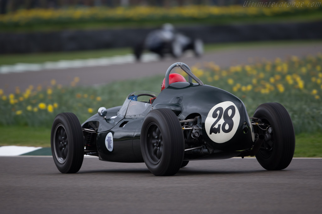 Cooper T45  - Driver: Anthony Ditheridge  - 2017 Goodwood Members' Meeting