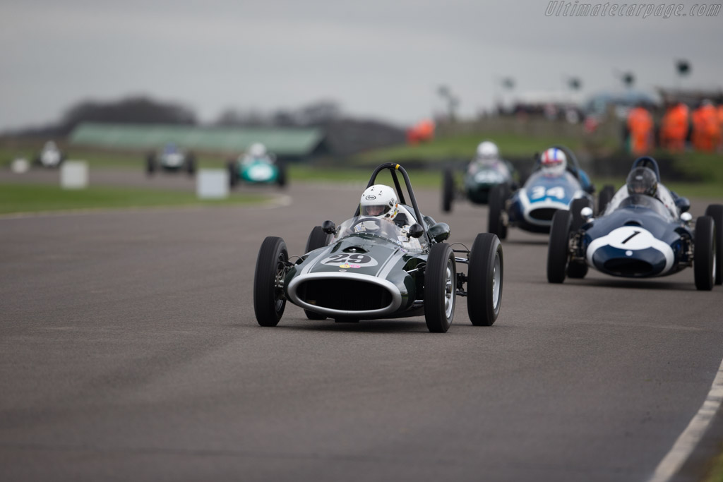 Race Car Trophy >> Cooper T45-51 - Chassis: F2-5-59 - 2017 Goodwood Members' Meeting