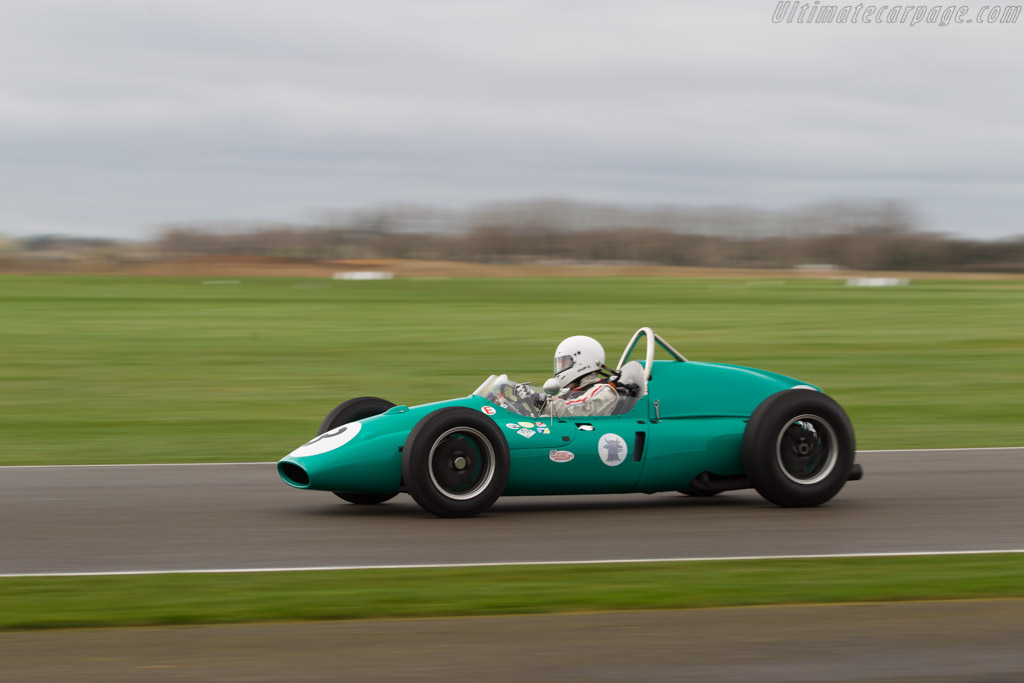 Cooper T51 Maserati - Chassis: F2-22-59 - Entrant: Tom Bailey - Driver: Marshal Bailey  - 2017 Goodwood Members' Meeting