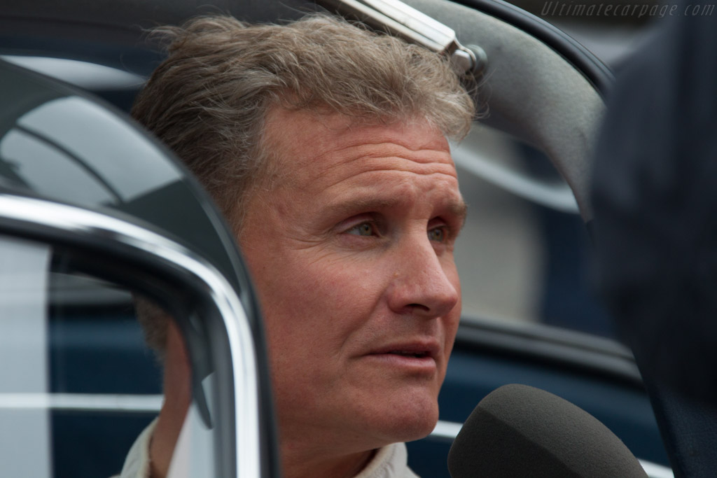 David Coulthard    - 2017 Goodwood Members' Meeting