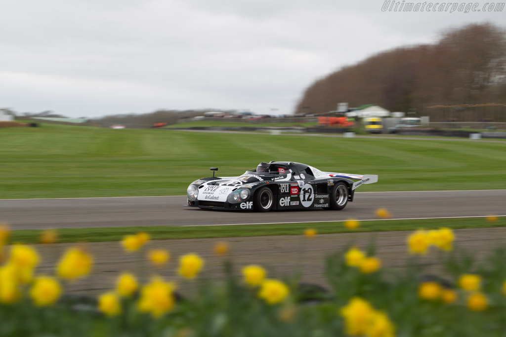 De Cadenet Lola - Chassis: HU1 / LM-2 - Driver: Henrik Lindberg  - 2017 Goodwood Members' Meeting