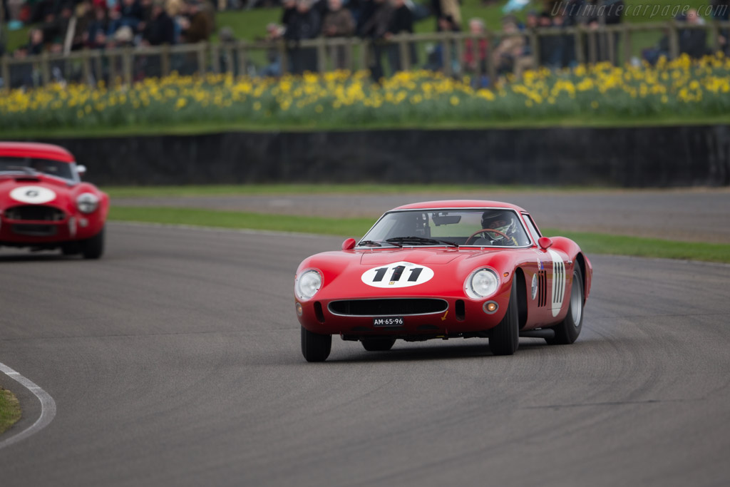 Ferrari 250 GTO/64  - Entrant: Piet Roelofs - Driver: James Cottingham / Nicky Pastroelli  - 2017 Goodwood Members' Meeting