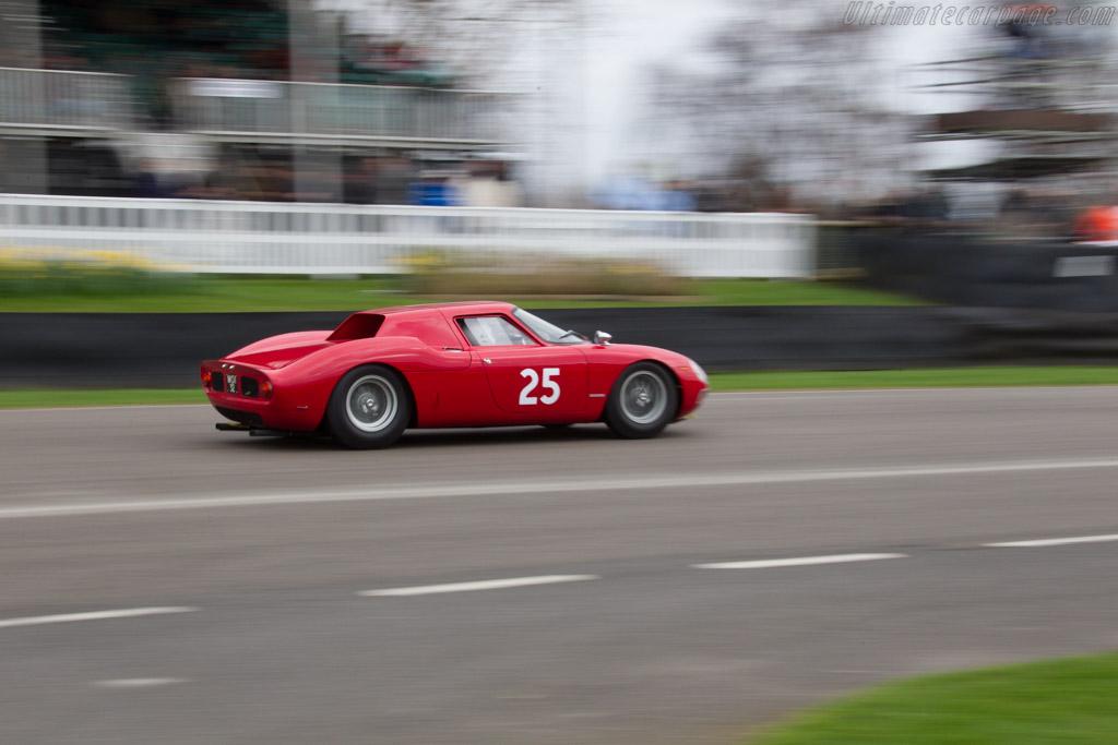 Ferrari 250 LM  - Entrant: Gary Pearson - Driver: John Pearson / Gary Pearson  - 2017 Goodwood Members' Meeting