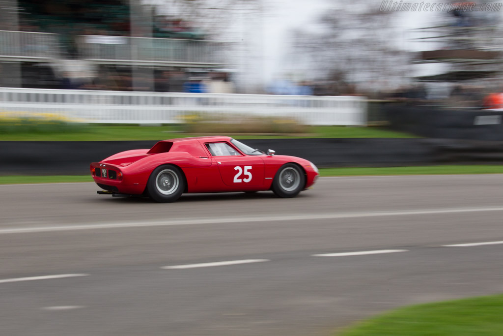 Ferrari 250LM  - Entrant: Gary Pearson - Driver: John Pearson / Gary Pearson  - 2017 Goodwood Members' Meeting