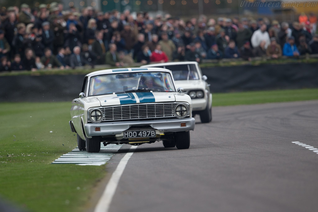 Ford Falcon Sprint  - Driver: Nick Jarvis  - 2017 Goodwood Members' Meeting