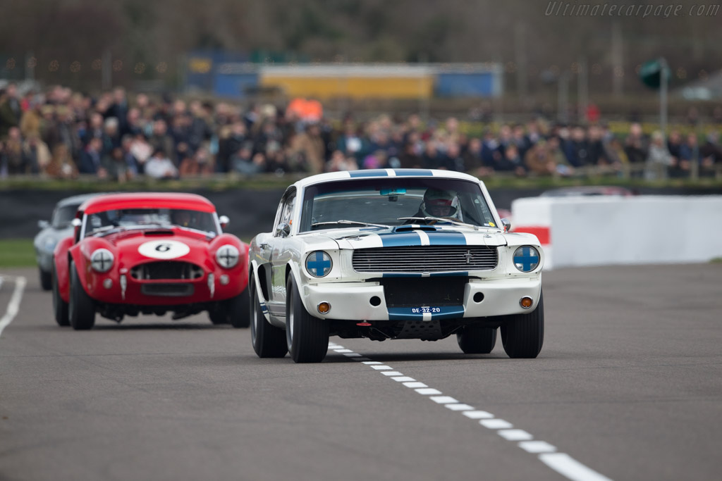 Ford Shelby Mustang GT350  - Entrant: Racing Team Holland - Driver: Hans Hugenholtz / Karsten Le Blanc - 2017 Goodwood Members' Meeting