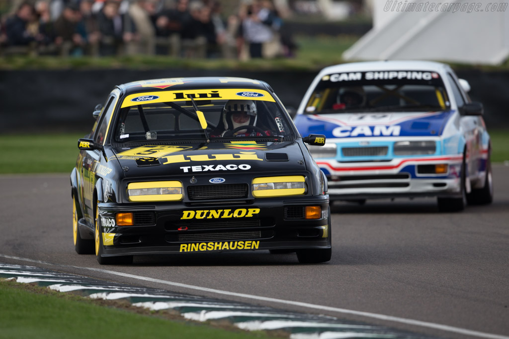 Ford Sierra Cosworth RS500 - Chassis: GABJR99266 - Driver