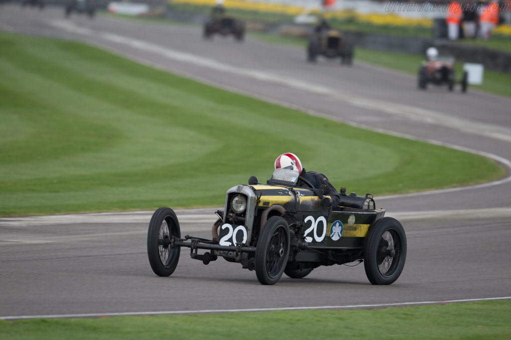 GN Thunderbug  - Entrant: Mark Walker - Driver: Hughie Walker  - 2017 Goodwood Members' Meeting