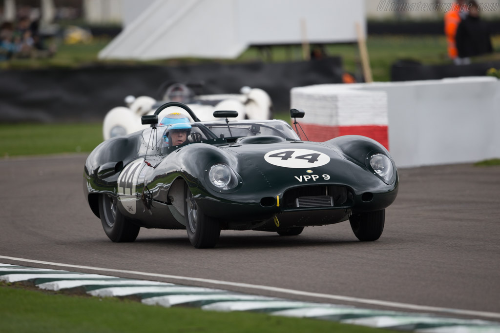 Lister Jaguar Costin - Chassis: BHL 3-59 - Driver: David Hart  - 2017 Goodwood Members' Meeting