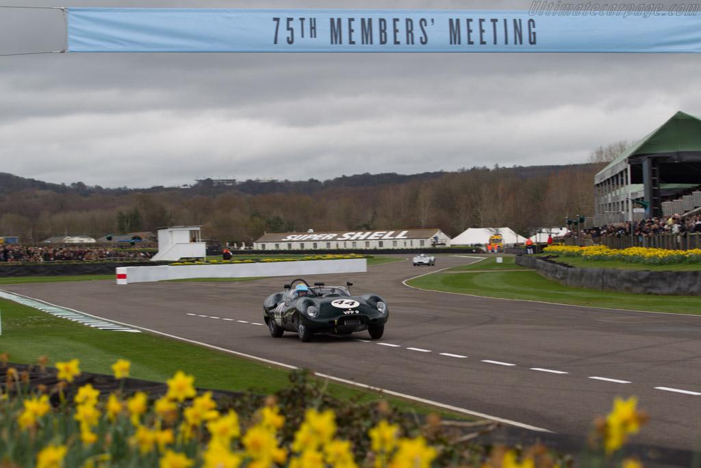 Lister Jaguar Costin - Chassis: BHL 3-59 - Driver: David Hart  - 2017 Goodwood Members' Meeting