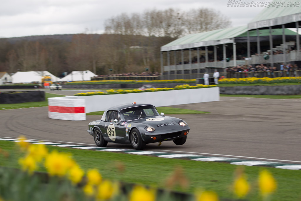 Lotus Elan 26R - Chassis: 26-R-9 - Entrant: Grant Tromans - Driver: Richard Meaden / Nicolas Padmore  - 2017 Goodwood Members' Meeting