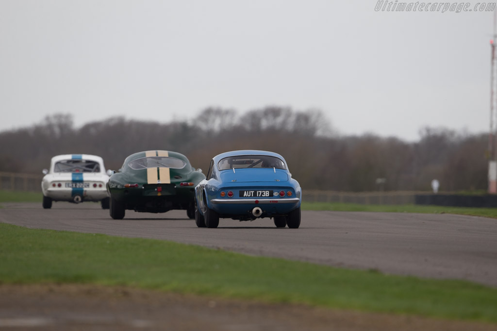 Lotus Elan 26R Shapecraft - Chassis: 26R-7 - Entrant: Mark Midgely - Driver: Mark Midgely / Nicholas Minassian  - 2017 Goodwood Members' Meeting