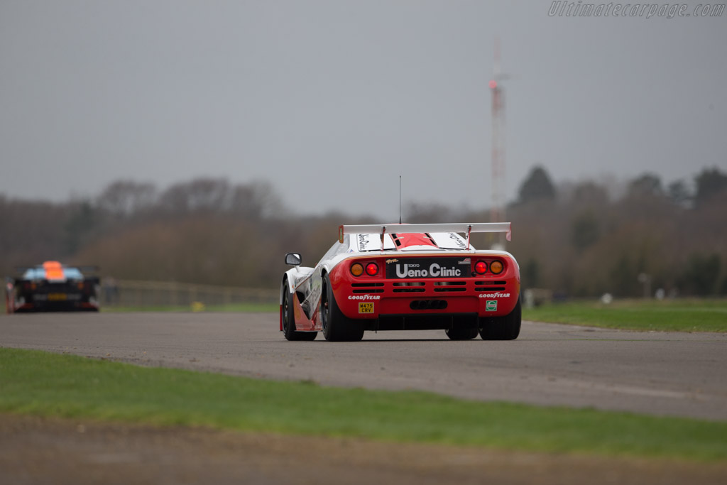 McLaren F1 GTR - Chassis: 03R - Driver: Christian Glaesel  - 2017 Goodwood Members' Meeting