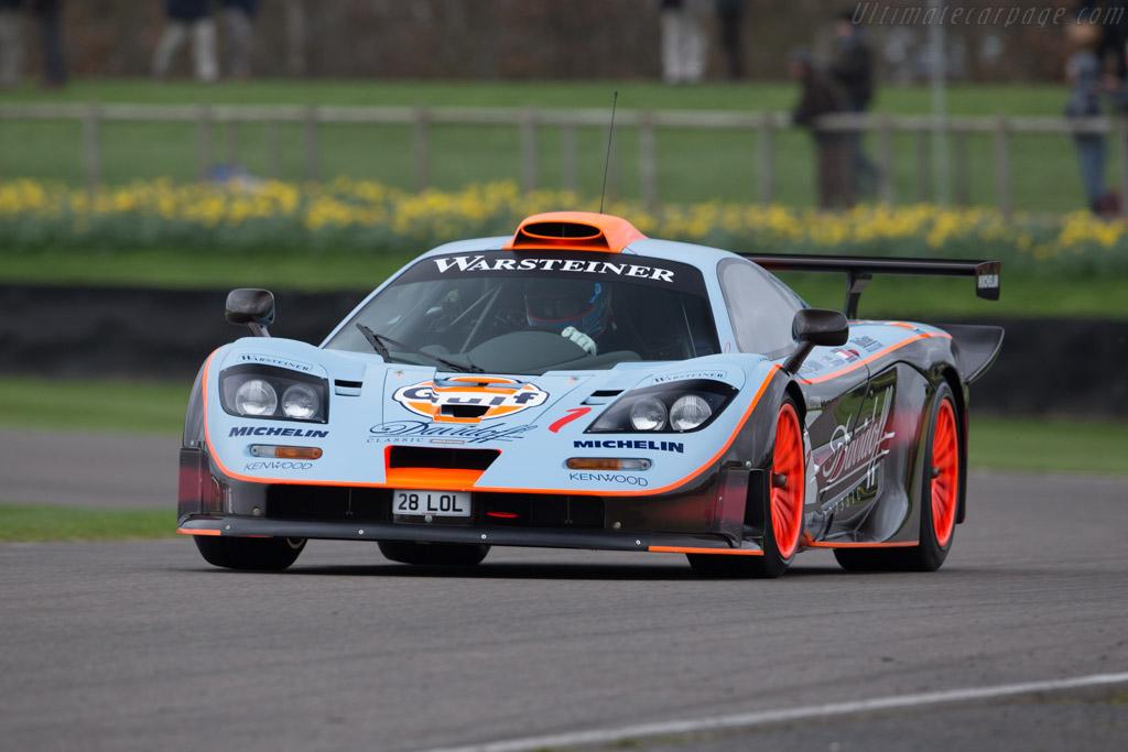 McLaren F1 GTR Longtail - Chassis: 28R - Driver: Lionel Robert  - 2017 Goodwood Members' Meeting