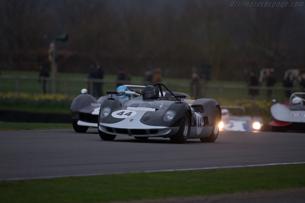 McLaren M1A - Chassis: 20-15 - Driver: James Bladon  - 2017 Goodwood Members' Meeting