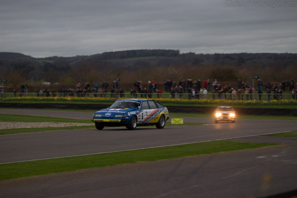 Race Car Trophy >> Rover SD1 - Chassis: SRG/PMG ? - Entrant: Derek Hood - Driver: Chris Ward / Gordon Sheddon ...