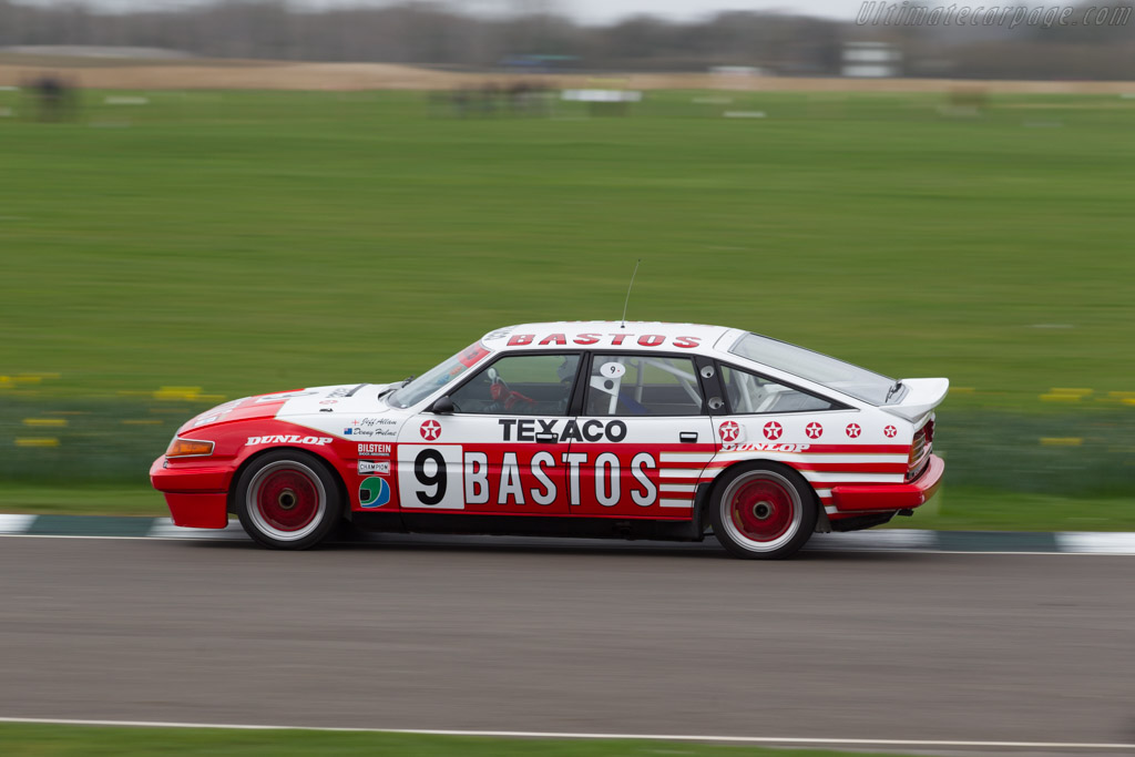 Rover Vitesse TWR - Chassis: TWR 020 - Driver: Timothy Morley  - 2017 Goodwood Members' Meeting