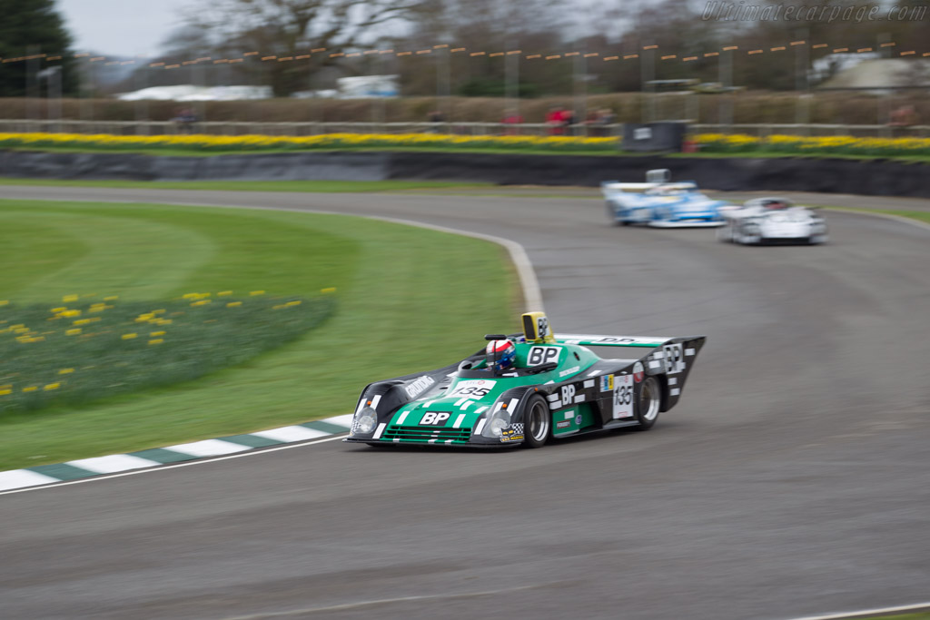 TOJ SC303 - Chassis: 23-78 - Entrant: Marc Devis - Driver: Martin O'Connell  - 2017 Goodwood Members' Meeting