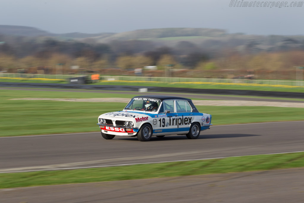 Triumph Dolomite Sprint  - Driver: Timothy Morley  - 2017 Goodwood Members' Meeting