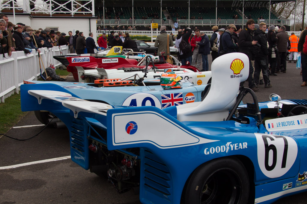 Welcome to Goodwood - Chassis: MS670B-05   - 2017 Goodwood Members' Meeting