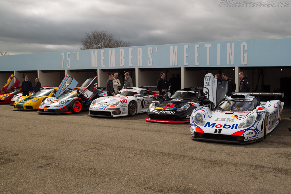 Welcome to Goodwood - Chassis: GT1/98-003   - 2017 Goodwood Members' Meeting