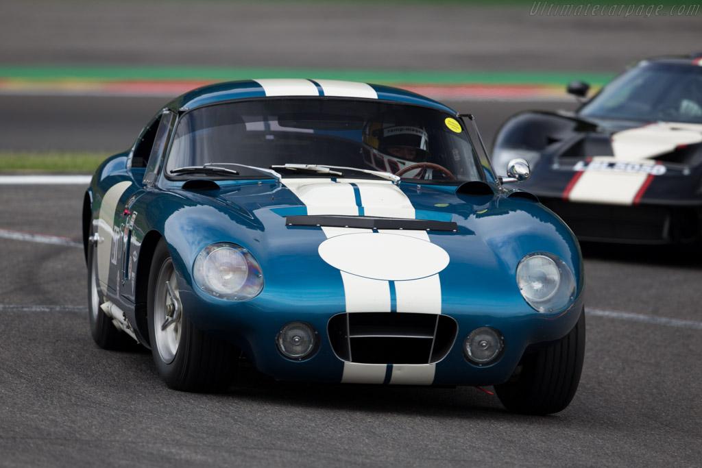 AC Shelby Cobra Daytona - Chassis: CSX2300 - Entrant: Christian Glaesel  - 2015 Modena Trackdays