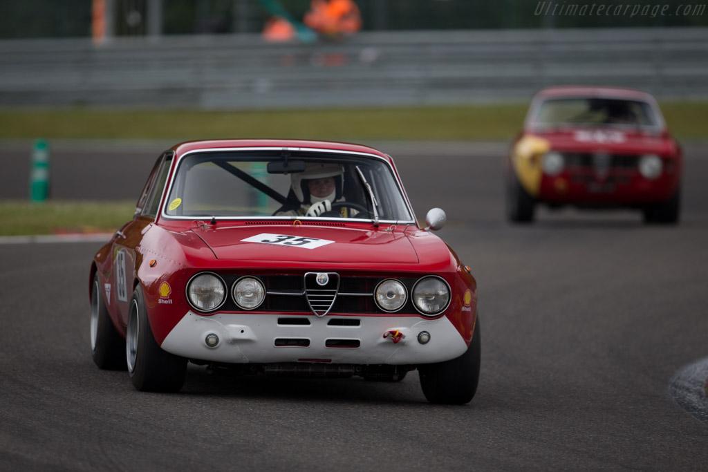 Alfa Romeo 1750 GTAm    - 2015 Modena Trackdays
