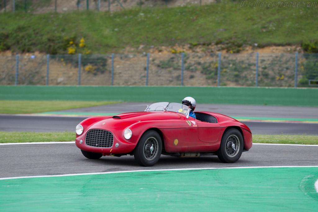 Ferrari 166 MM/53 Touring Barchetta - Chassis: 0264M   - 2015 Modena Trackdays