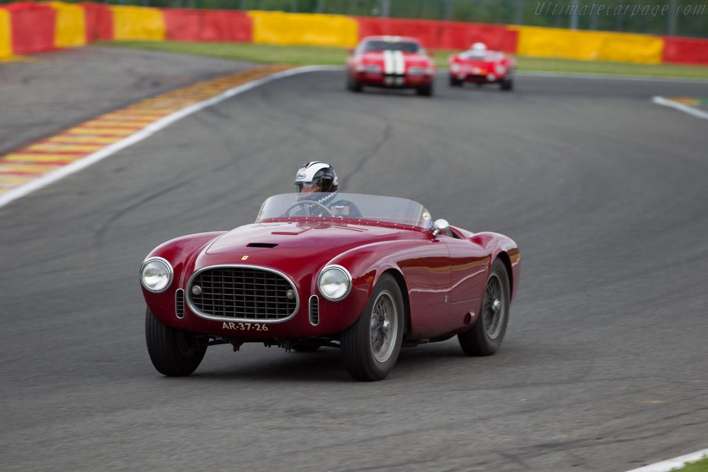 Ferrari 225 S Vignale - Chassis: 0172ET - Entrant: Mario Linke  - 2015 Modena Trackdays