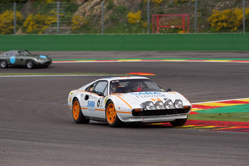 Ferrari 308 GTB Group B - Chassis: 22409   - 2015 Modena Trackdays