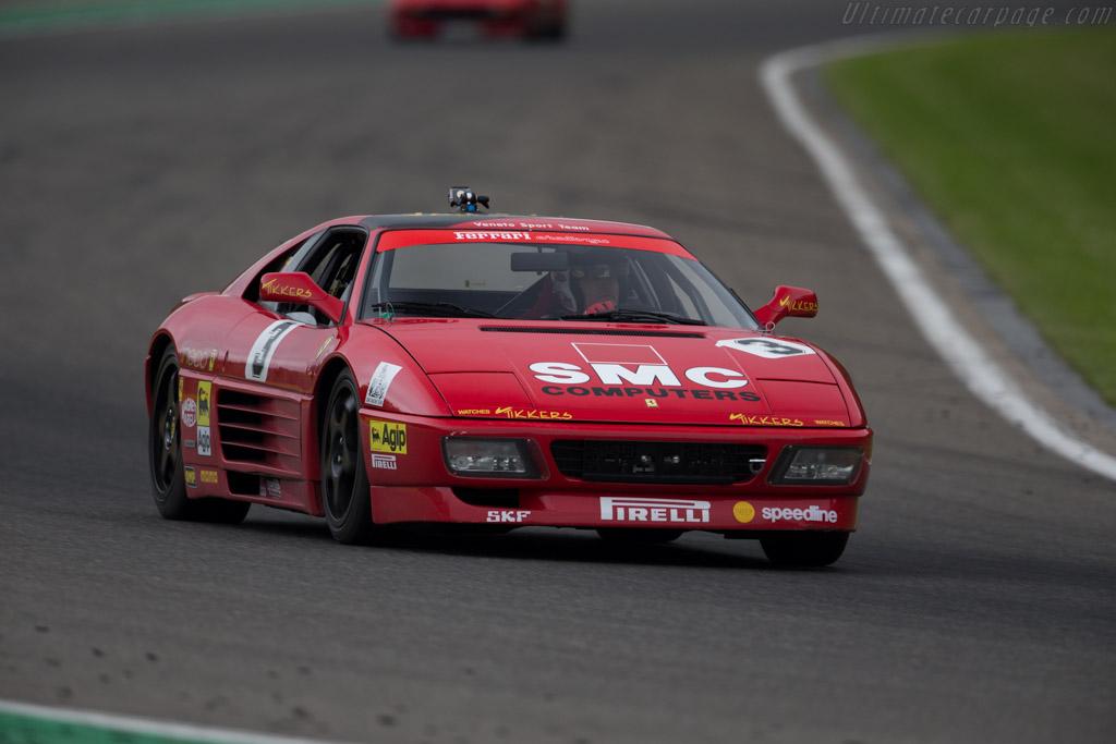Ferrari 348 Challenge    - 2015 Modena Trackdays