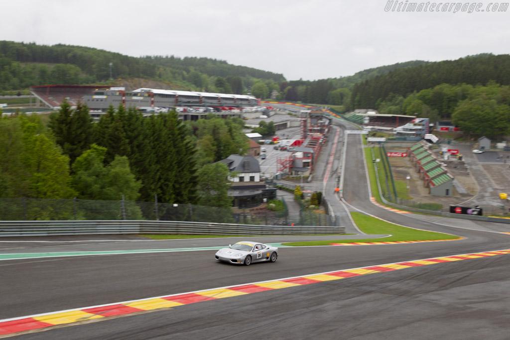Ferrari 360 Challenge    - 2015 Modena Trackdays