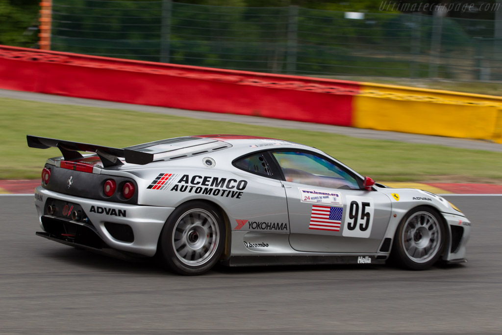 Ferrari 360 GT - Chassis: 2014   - 2015 Modena Trackdays