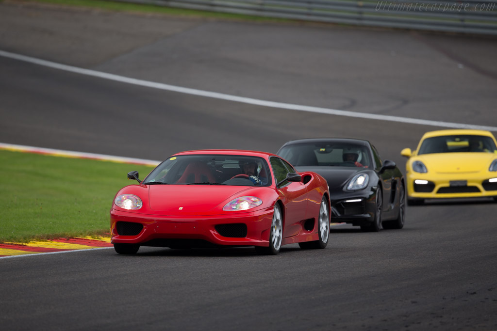 Ferrari 360 Modena    - 2015 Modena Trackdays