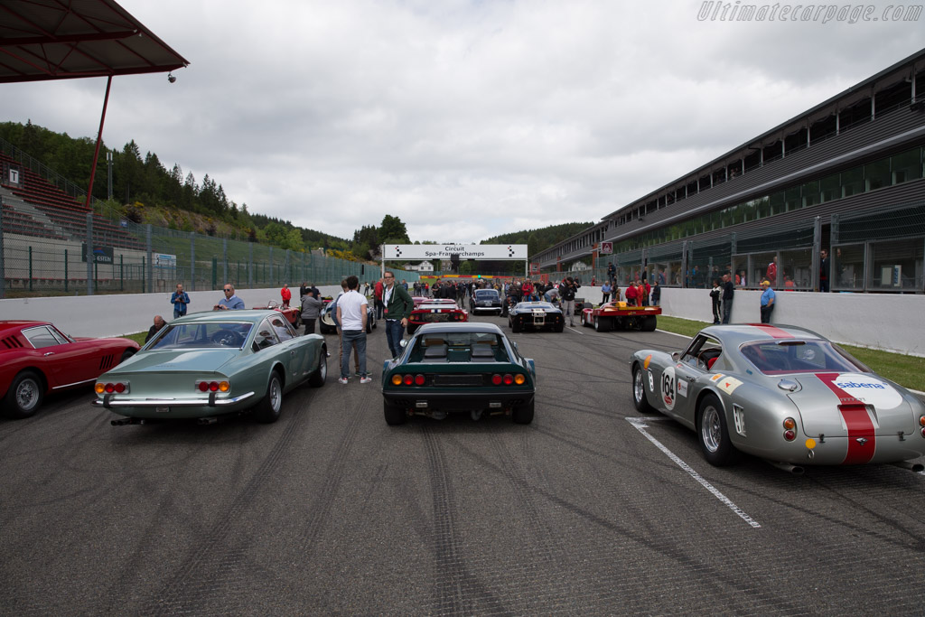 Ferrari 365 GT4 BB - Chassis: 18225   - 2015 Modena Trackdays
