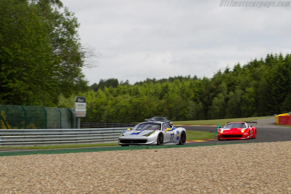 Ferrari 458 Challenge    - 2015 Modena Trackdays