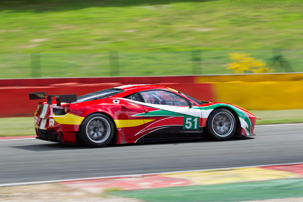 Ferrari 458 GT2 - Chassis: 2826   - 2015 Modena Trackdays