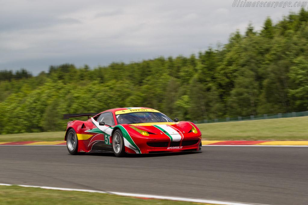 Ferrari 458 GT2 - Chassis: 2826   - 2015 Modena Trackdays