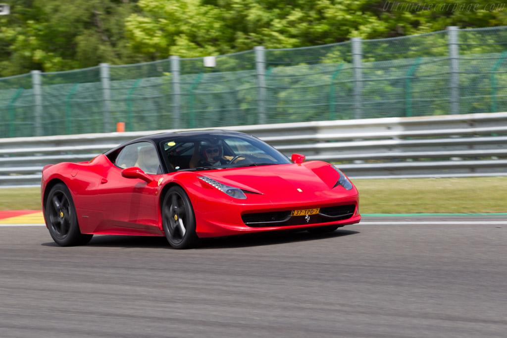 Ferrari 458 Italia    - 2015 Modena Trackdays