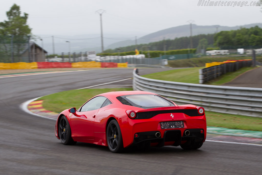 2015 Ferrari 458 Speciale >> Ferrari 458 Speciale - 2015 Modena Trackdays