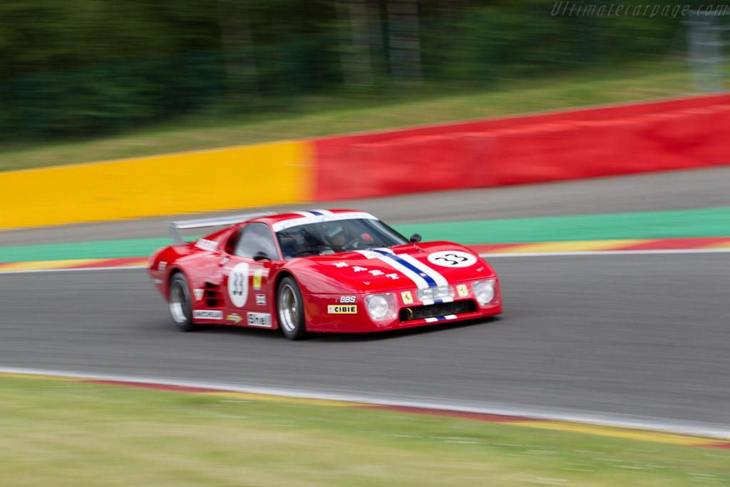 Ferrari 512 BB LM - Chassis: 33647 - Driver: Rene Lammers  - 2015 Modena Trackdays