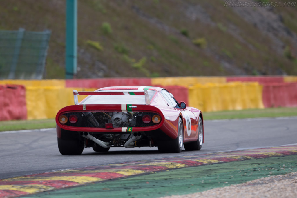 Ferrari 512 BB LM - Chassis: 27579 - Driver: Christoph Stieger  - 2015 Modena Trackdays