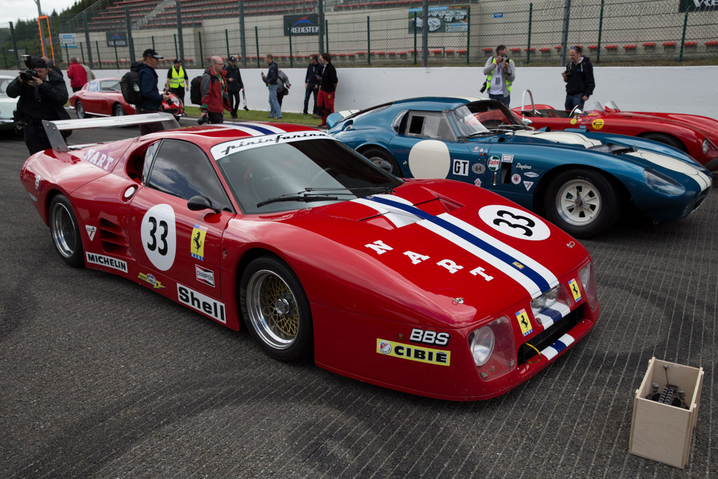 Ferrari 512 BB LM - Chassis: 33647   - 2015 Modena Trackdays