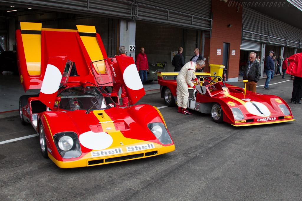 Ferrari 512 M - Chassis: 1018   - 2015 Modena Trackdays