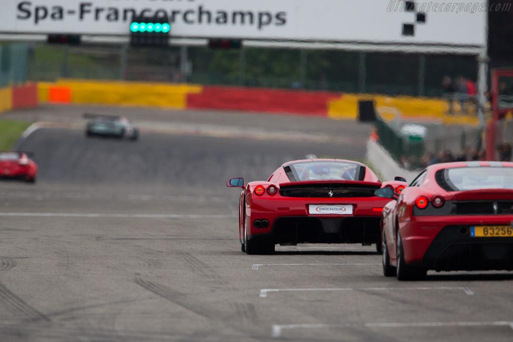 Ferrari Enzo    - 2015 Modena Trackdays