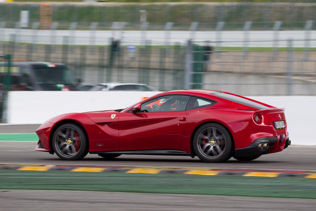 Ferrari F12Berlinetta    - 2015 Modena Trackdays